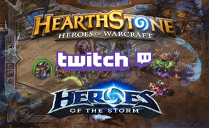Twitch TV Hearthstone